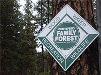 Certified Family Forest